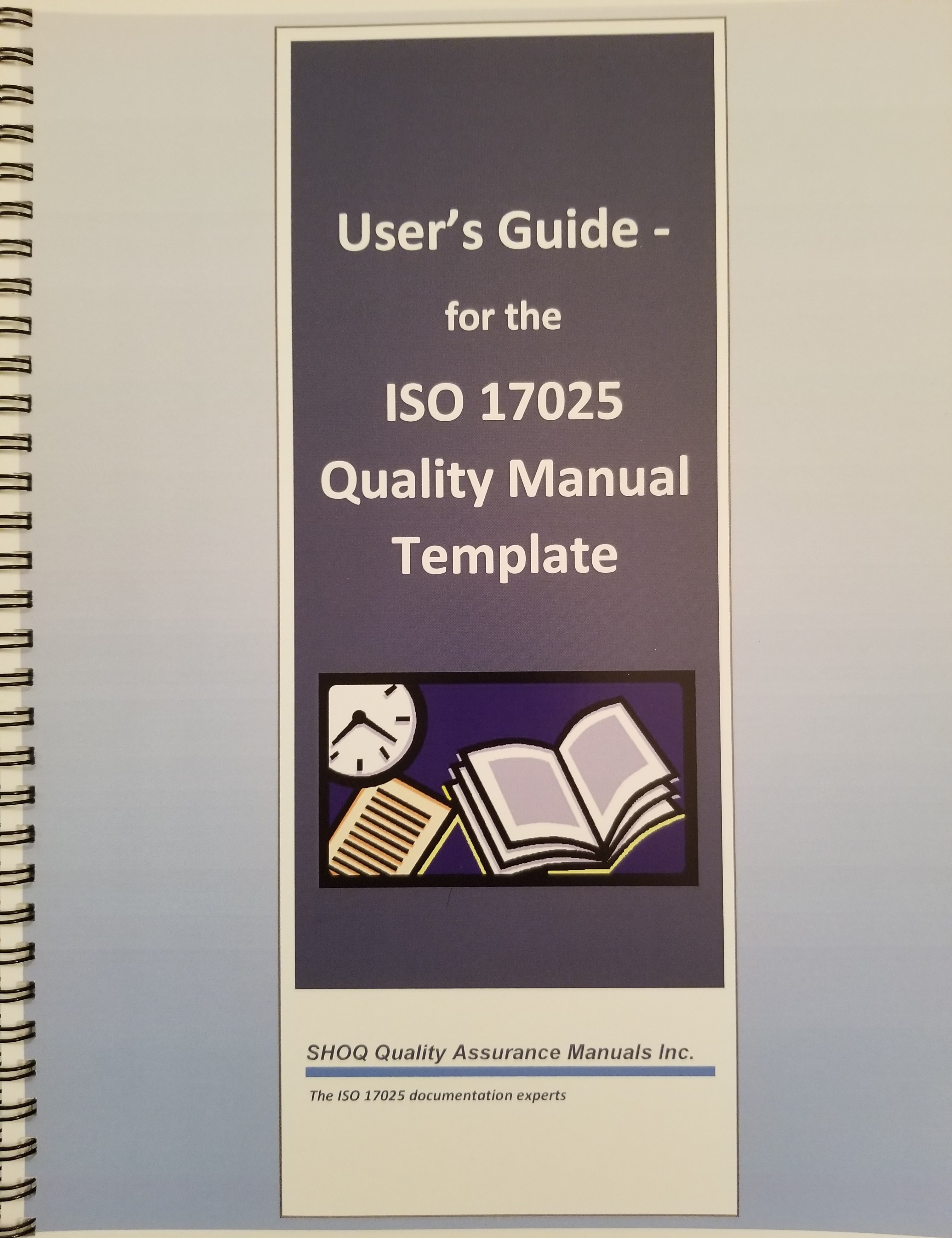 ISO 17025: 2017 Revisions Quality Manual Template